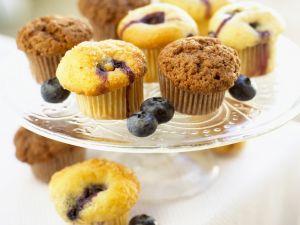 Mini Chocolate Hazelnut Muffins recipe