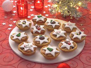 Mini Christmas Mincemeat Pies recipe