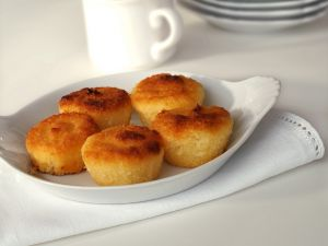 Mini Coconut Muffins recipe
