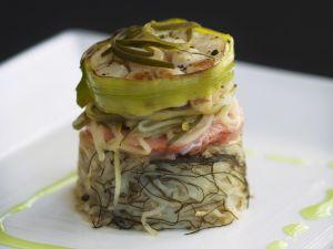 Mini Seafood Tower recipe