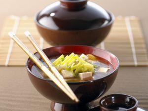 Miso Soup with Tofu recipe