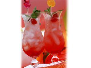Mixed Tropical Fruit Cooler recipe