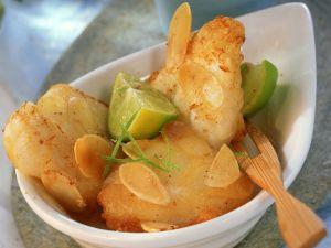 Monkfish Tempura recipe