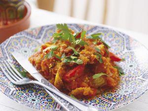 Moroccan Eggplant Salad recipe