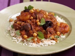 Moroccan Lamb recipe