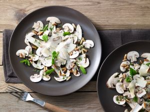 Mushroom Carpaccio recipe