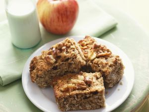 Nut and Oat Bars recipe