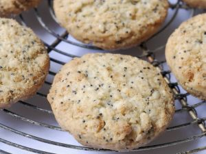 Nutty Seed Cookies recipe