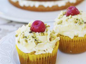 Nutty Stone Fruit Cakes recipe