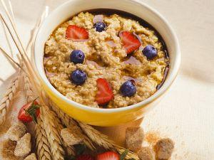 Berry Porridge recipe