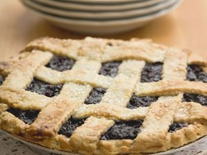 Old-fashioned Blueberry Pie recipe