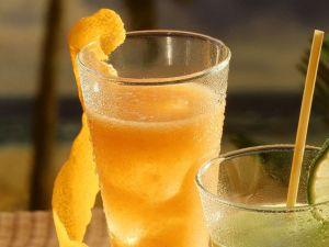 Orange and Papaya Drink recipe
