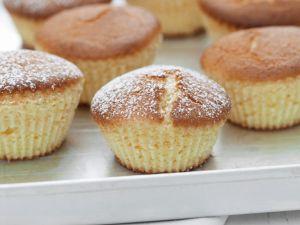 Orange and Vanilla Muffins recipe