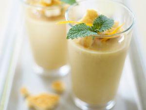 Orange Buttermilk Smoothie recipe