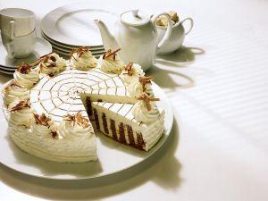 Orange Chocolate Cream Cake recipe