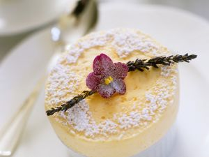 Orange Ice Cream Souffle recipe