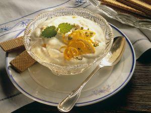 Orange Mousse recipe
