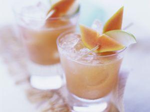 Papaya and Apple Juice recipe