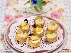 Party Pastry Bites recipe