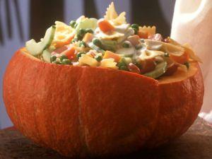 Halloween Pasta Salad