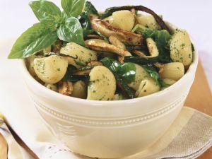 Pasta Shells with Zucchini recipe