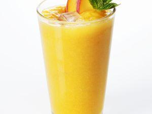 Peach and Yogurt Smoothie recipe