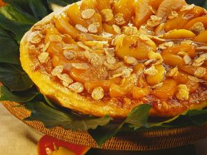 Pear and Almond Pie recipe