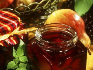Pear and Elderberry Jam recipe