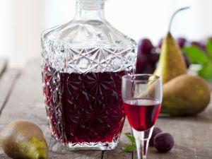 Pear and Plum Liqueur recipe