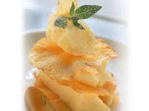 Pineapple Sorbet recipe