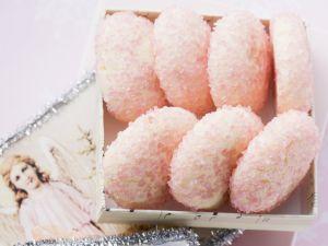 Pink Cookies recipe