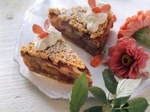 Plum and Almond Cake recipe