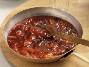 Plum and Nectarine Compote recipe