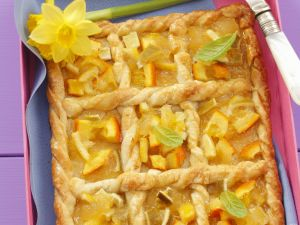 Polish Style Citrus Cake recipe