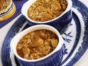 Pork and Cabbage Broth recipe