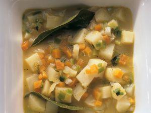 Potato and Vegetable Soup recipe