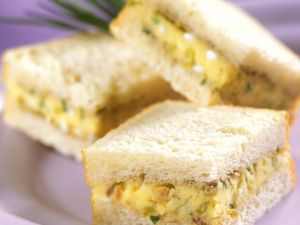 Potato Salad Sandwiches recipe