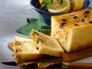 Fish and Potato 'loaf' recipe