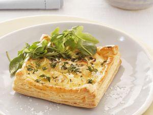 Puff Pastry Tarts recipe