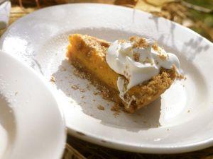 Pumpkin Cake with Cream recipe
