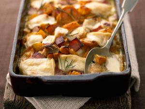 Pumpkin Gratin recipe