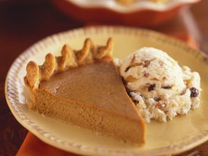 Pumpkin Pie and Ice Cream recipe