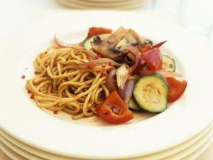 Quick Noodle Stir-fry recipe