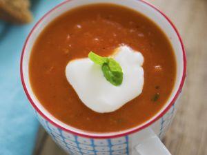Red Vegetable Bisque recipe