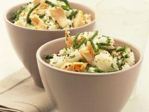 Rice and Fish Bowls recipe