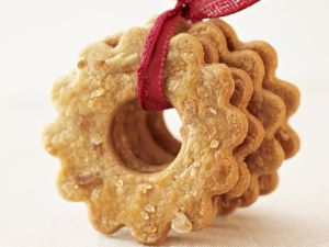 Ring Cookies recipe