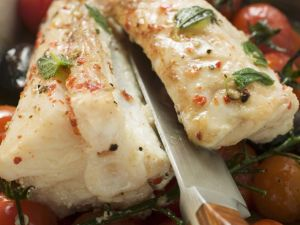 Roast Monkfish Tail recipe