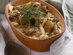 Root Veg and Chicken Dish recipe