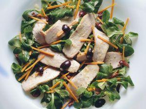 Salad with Smoked Turkey Breast recipe
