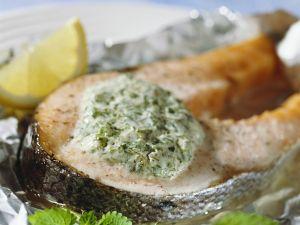 Salmon Baked in Foil recipe